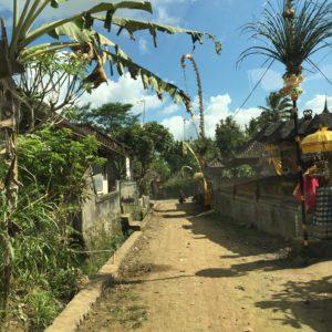 テガララン クッド村